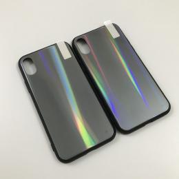玻璃壳镭射极光素材(玻璃+素材)